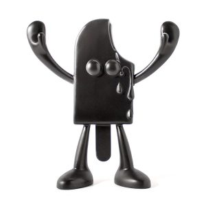 Popsicle Arttoy Character frunt